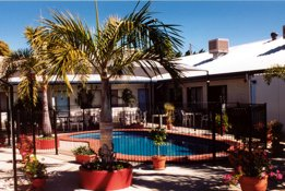 Peppercorn Motel  Restaurant - Foster Accommodation