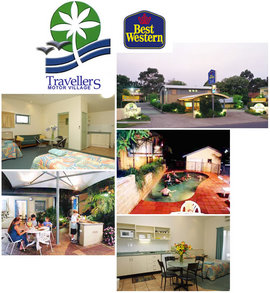 Travellers Motor Village - Foster Accommodation