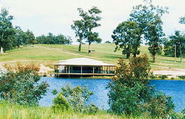 Lake Charlotte Winery - Foster Accommodation