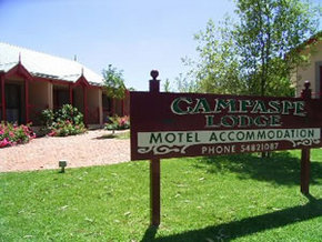 Campaspe Lodge - Foster Accommodation