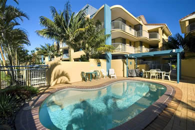 Surf Club Apartments - Foster Accommodation