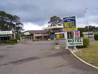 Governors Hill Motel - Foster Accommodation