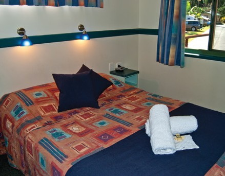 BIG4 Cairns Crystal Cascades Holiday Park - Foster Accommodation