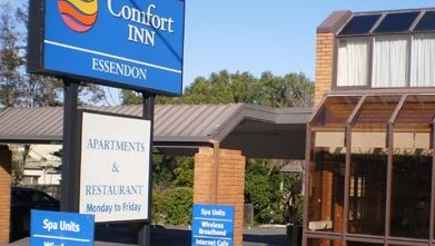 Comfort Inn  Suites Essendon - Foster Accommodation