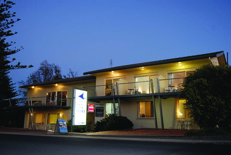 Harbour View Motel - Foster Accommodation