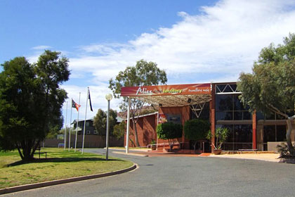 Alice In The Territory - Foster Accommodation