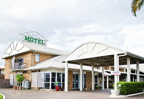 Gympie Muster Inn - Foster Accommodation