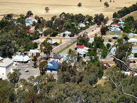 Melrose Caravan And Tourist Park - Foster Accommodation