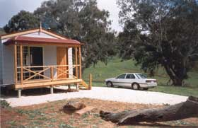 Saunders Gorge Sanctuary - Hideaway Cottage - Foster Accommodation