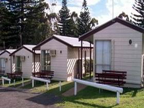 Victor Harbor Beachfront Holiday Park - Foster Accommodation