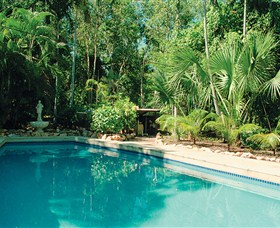 Grungle Downs Tropical Bed and Breakfast - Foster Accommodation