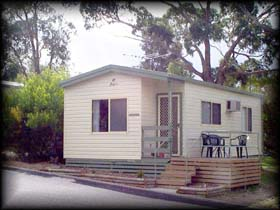 Naracoorte Holiday Park - Foster Accommodation