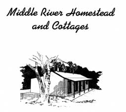Middle River Homestead  Cottages - Foster Accommodation