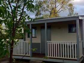Mount Garnet Travellers Park - Foster Accommodation