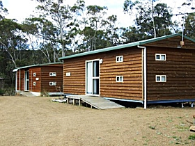 Hobart Bush Cabins - Foster Accommodation
