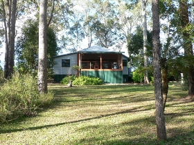 Bushland Cottages and Lodge - Foster Accommodation