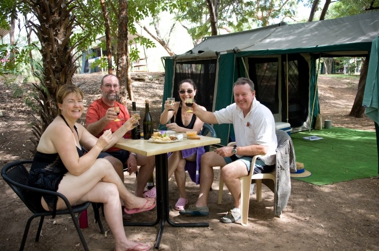 Adels Grove Camping Park - Foster Accommodation