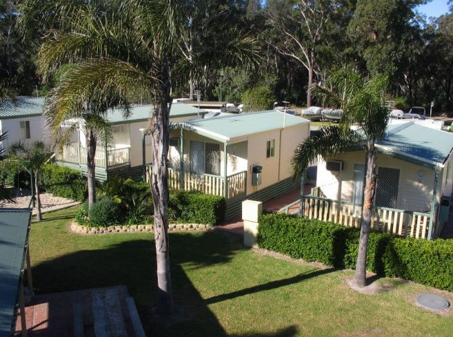 Jervis Bay Caravan Park - Foster Accommodation
