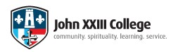 John XXIII College - Foster Accommodation