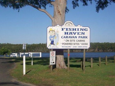 Fishing Haven Caravan Park - Foster Accommodation