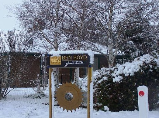 Ben Boyd Guesthouse - Foster Accommodation