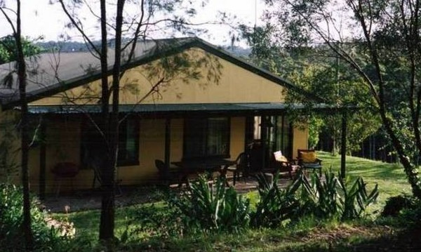 Bella Vista Cottage - Foster Accommodation