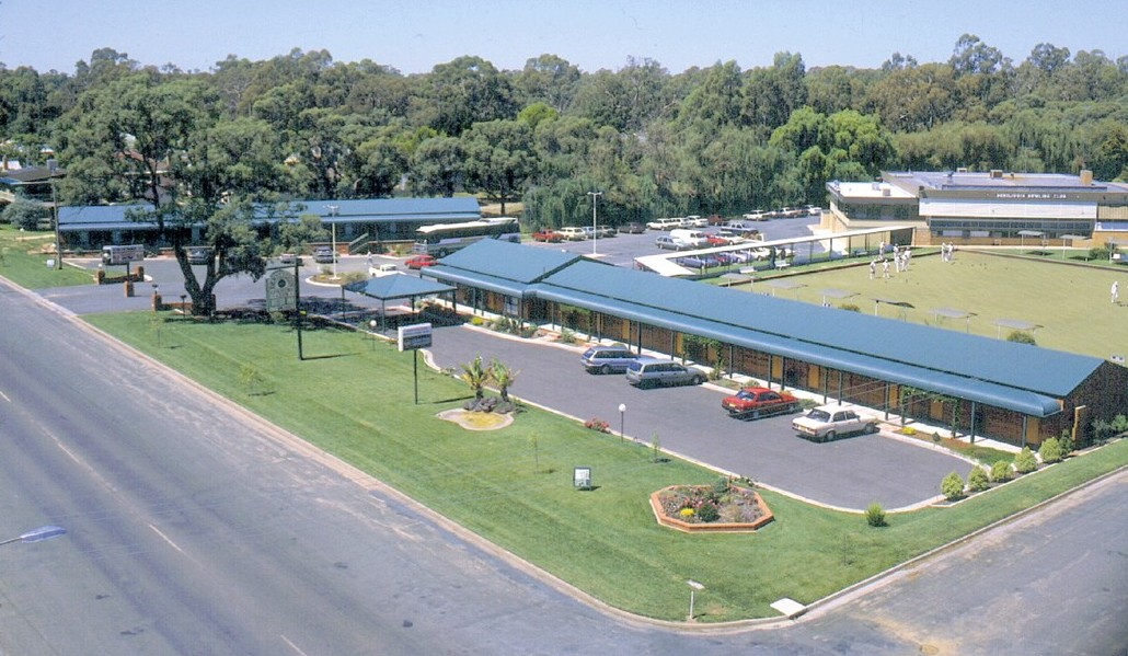 Deniliquin Country Club Motor Inn - Foster Accommodation