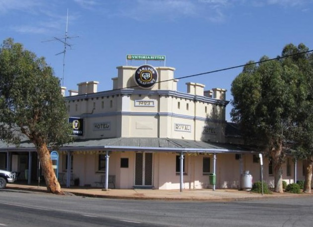Royal Hotel Grong Grong - Foster Accommodation