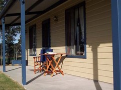 Belmadar Rose Cottage - Foster Accommodation