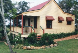 Mango Hill Cottages Bed and Breakfast - Foster Accommodation