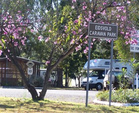 Eidsvold Caravan Park - Foster Accommodation