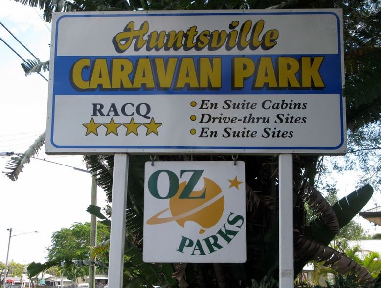 Huntsville Caravan Park - Foster Accommodation