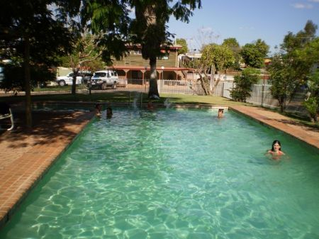 Discovery Parks - Mount Isa - Foster Accommodation