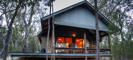 Girraween Environmental Lodge - Foster Accommodation