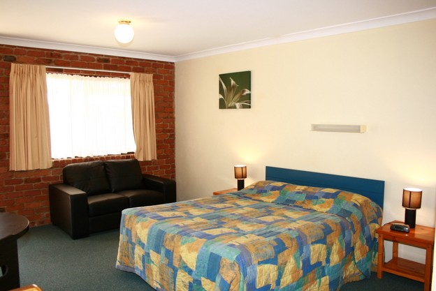 Wondai Colonial Motel and Restaurant - Foster Accommodation