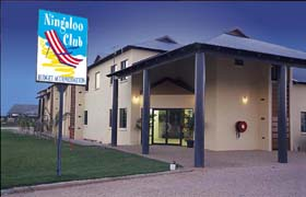 Ningaloo Club - Foster Accommodation