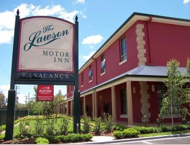 The Lawson Motor Inn - Foster Accommodation