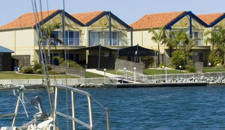 Port Lincoln Waterfront Apartments - Foster Accommodation