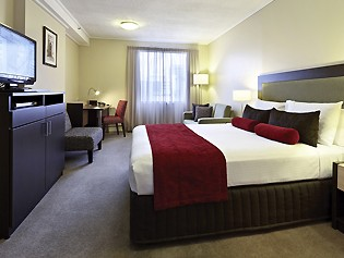 The Swanston Hotel Melbourne Grand Mercure - Foster Accommodation