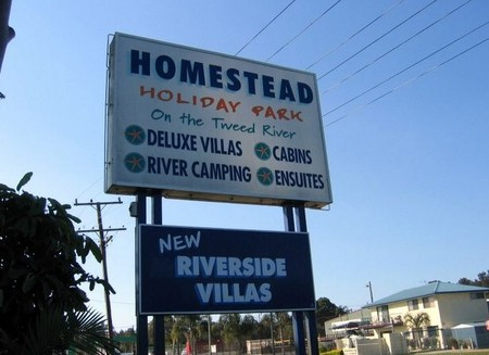 Homestead Holiday Park - Foster Accommodation