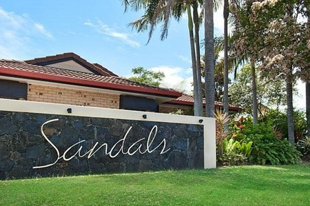 Sandals - Foster Accommodation