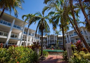 Port Douglas Beachfront Terraces - Foster Accommodation