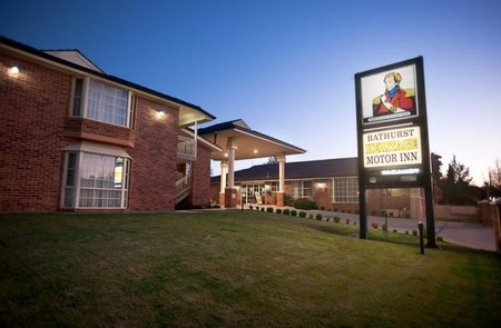 Bathurst Heritage Motor Inn - Foster Accommodation