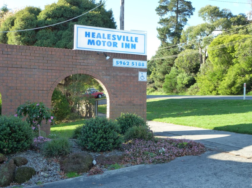 Healesville Motor Inn - Foster Accommodation