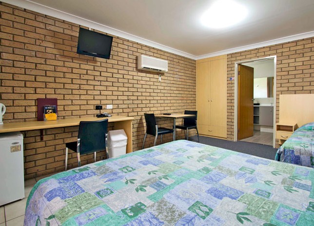 Sunray Motor Inn Toowoomba - Foster Accommodation