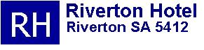 Riverton Hotel - Foster Accommodation