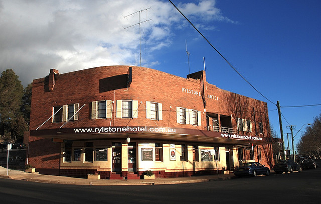Rylstone Hotel - Foster Accommodation