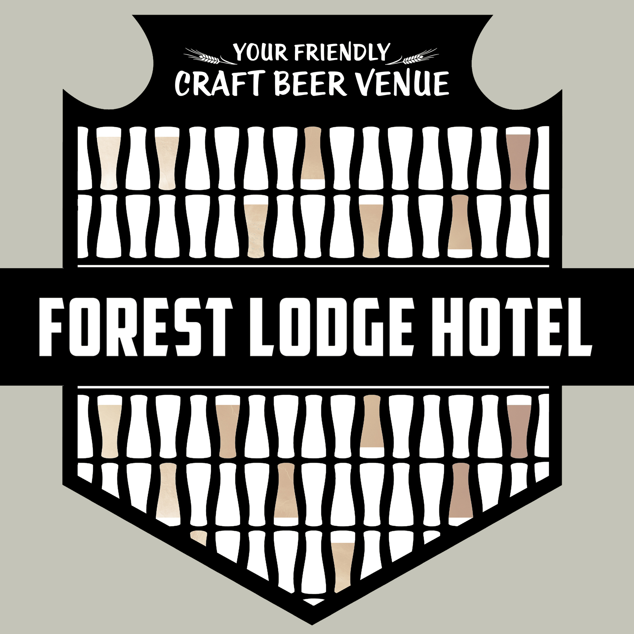 Forest Lodge Hotel - Foster Accommodation