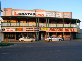Barcoo Hotel - Foster Accommodation