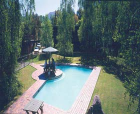 Khancoban Alpine Inn - Foster Accommodation